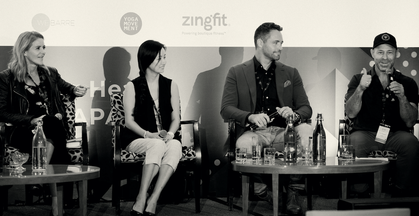 Letter From John Bogosian, zingfit Founder & CEO
